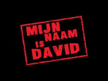 Mijn naam is David